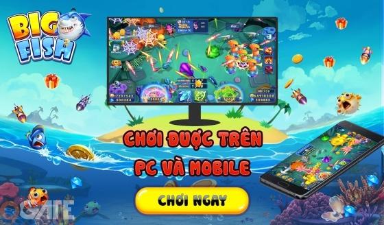 Big Fish H5 - Game bắn cá đa nền tảng của VNG sắp đến tay game thủ Việt 0
