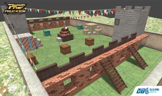Phục Kích đón chào sinh nhật 1 tuổi bằng phiên bản update đặc biệt 6