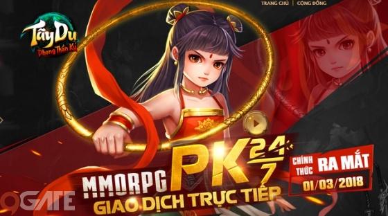 Tây Du Phong Thần Ký sẽ chính thức ra mắt ngày 01/03 sắp tới ngay sau Tết