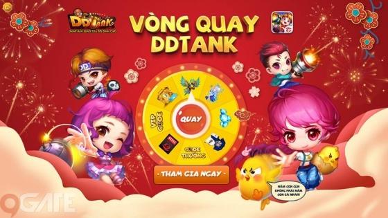 DDTank ra mắt phiên bản mới chào mừng tết nguyên đán 2018