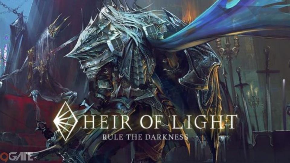 Siêu phẩm Heir of Light cho đăng ký trước sẵn sàng ra mắt phiên bản toàn cầu