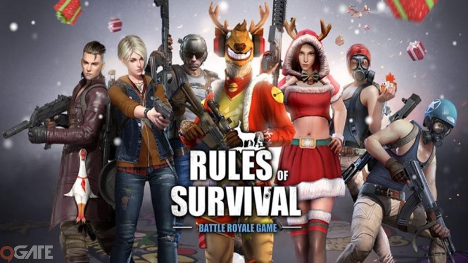 Những kiểu đồng đội 'trời đánh' trong Rules Of Survival