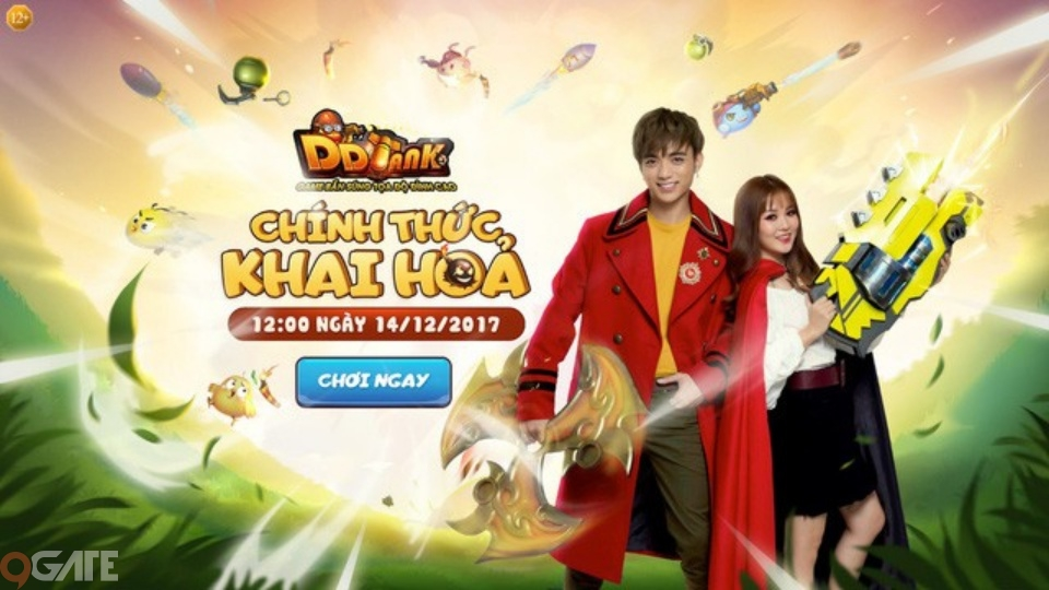 DDTank: Game thủ Việt bức xúc vote toàn 1 sao và đòi bỏ game