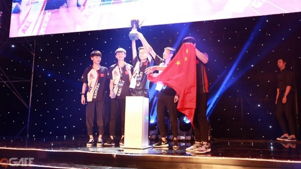 Crossfire Legends: AG lên ngôi vô địch giải quốc tế CFMI 2018 tại Việt Nam