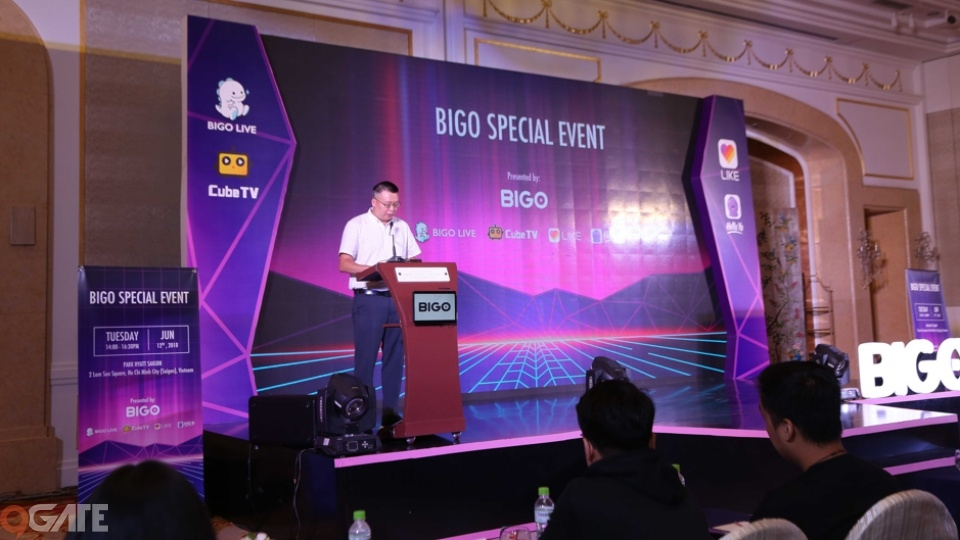 Nhận được tài trợ Series D với 272 triệu đô la Mỹ , BIGO giới thiệu ứng dụng di động phát trực tiếp Cube TV