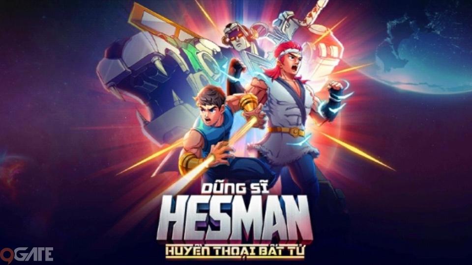 Cảm nhận về Hesman Legend trong ngày đầu Alpha Test