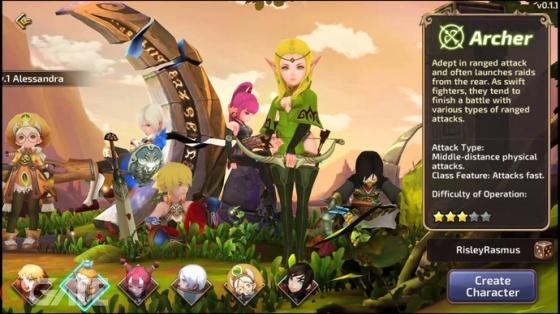 Hướng dẫn toàn tập Dragon Nest Mobile cho những người mới chơi - ảnh 1