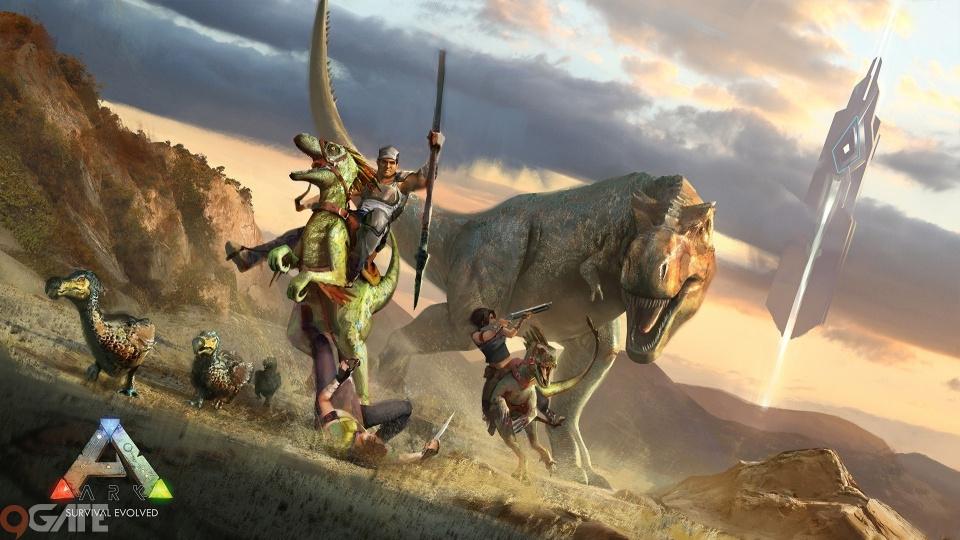 ARK: Survival Evolved: Trailer Game