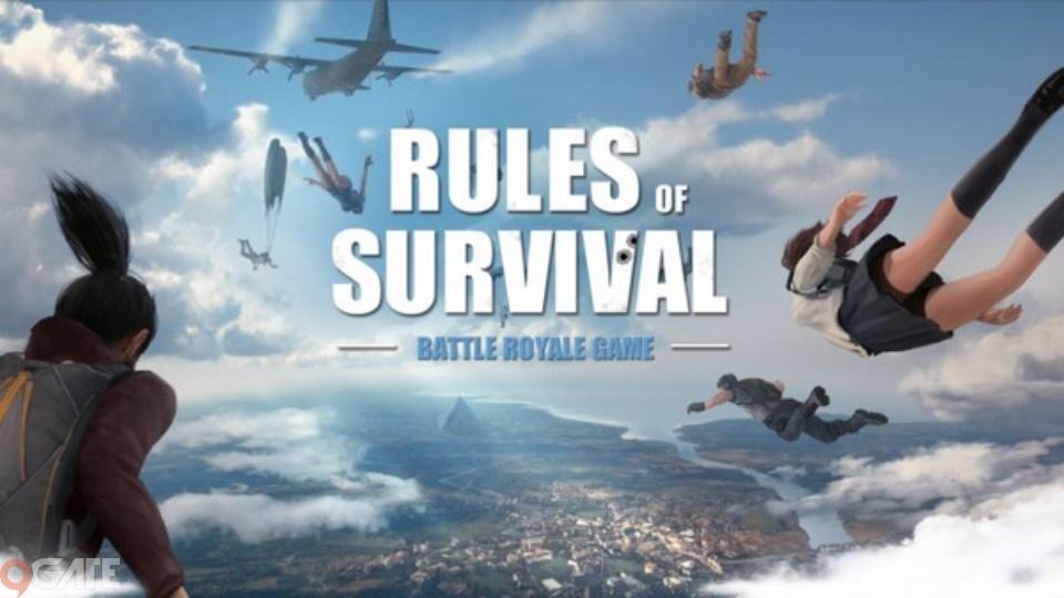 Rules of Survival thất bại thảm hại trên Steam sau 2 tuần ra mắt