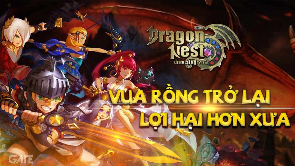 Dragon Nest Mobile chính thức rơi vào tay VNG