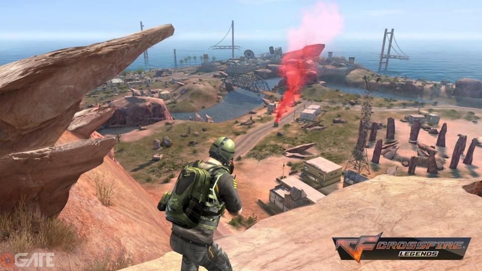 Vượt mặt phiên bản Việt, Crossfire Legends Quốc Tế ra mắt chế độ Sinh tồn