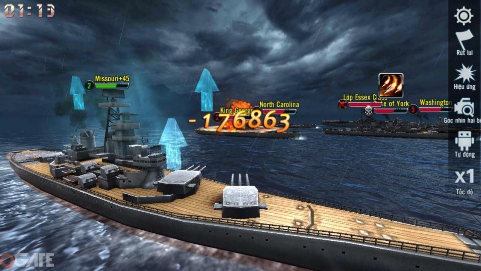 Trải nghiệm Đại Chiến Hạm: Cách chơi phức tạp, đậm chất chiến thuật Hardcore