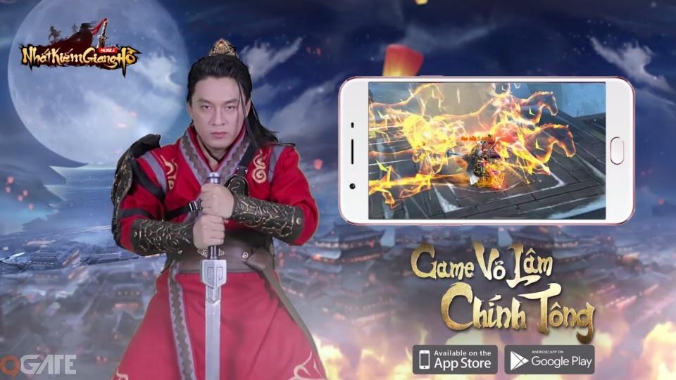 Nhất Kiếm Giang Hồ Mobile: Trailer Game