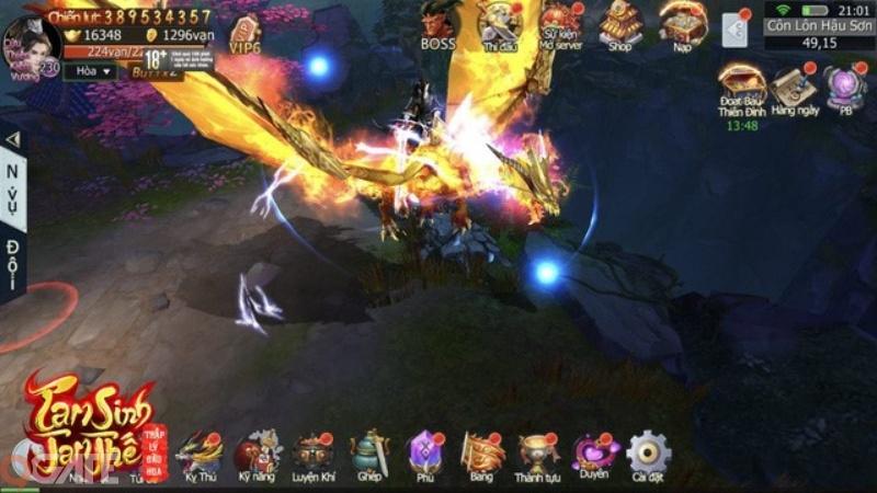 Tựa game chuyển thể độc quyền TSTT tại Việt Nam - 11
