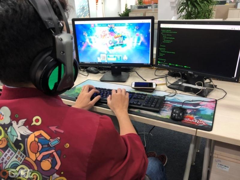 Gần kề ngày ra mắt, Au2! khiến cả trụ sở VTC Game náo động