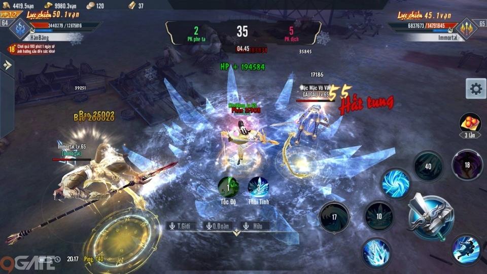 Gần 10.000 Giftcode xịn tặng game thủ mừng Thần Long Tam Quốc ra mắt hôm nay