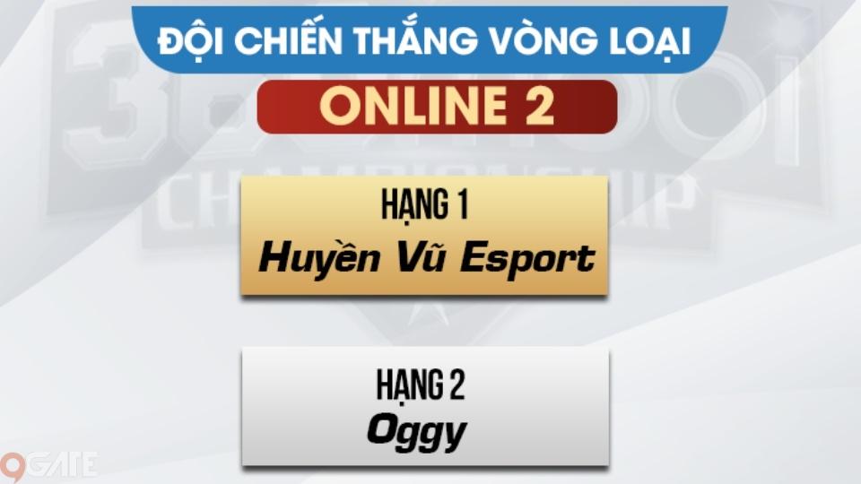 Huyền Vũ Esport vô địch Vòng loại Online 2 – 360mobi Championship Series bộ môn Mobile Legends: Bang Bang VNG
