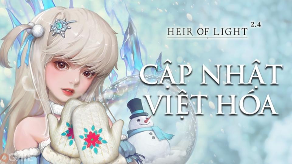 Chơi thử phiên bản Việt hóa của Heir of Light – vẫn đậm chất đen tối trong từng câu thoại