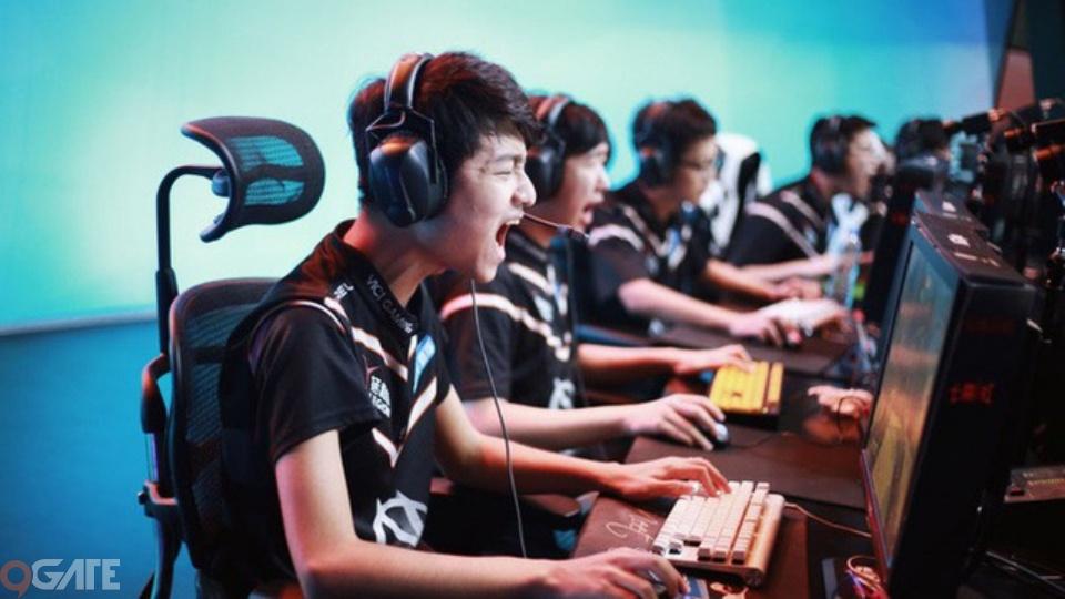 Trung Quốc chính thức công nhận chơi game là một nghề