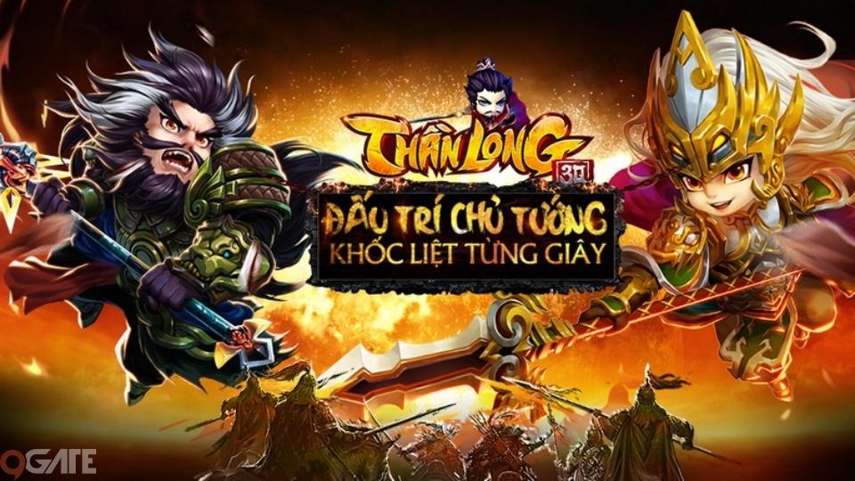 Chân Long Tam Quốc đổi tên thành Thần Long 3Q, dự kiến ra mắt trong tháng 4