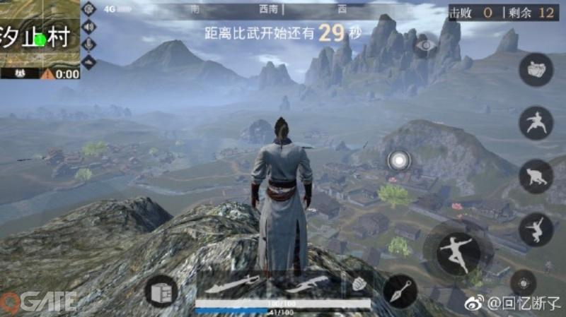 Siêu phẩm PUBG kiếm hiệp Giang Hồ Cầu Sinh Mobile ấn định thời điểm phát hành bản iOS, Android còn thử nghiệm dài