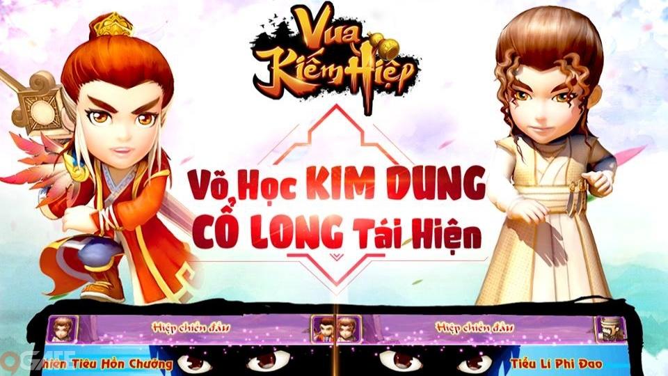 Vua Kiếm Hiệp – Tân Chưởng Môn Funtap khẳng định giá trị bất biến của dòng game thẻ tướng chiến thuật