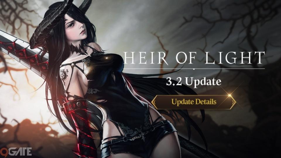 Heir of Light cập nhật khủng, tung ra nhân vật mới và cải tổ hàng loạt chế độ