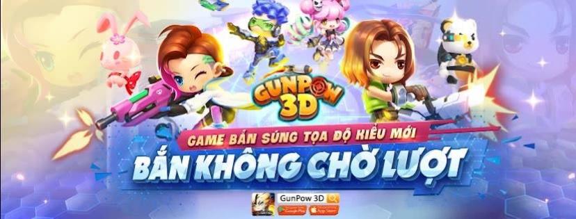 GunPow 3D
