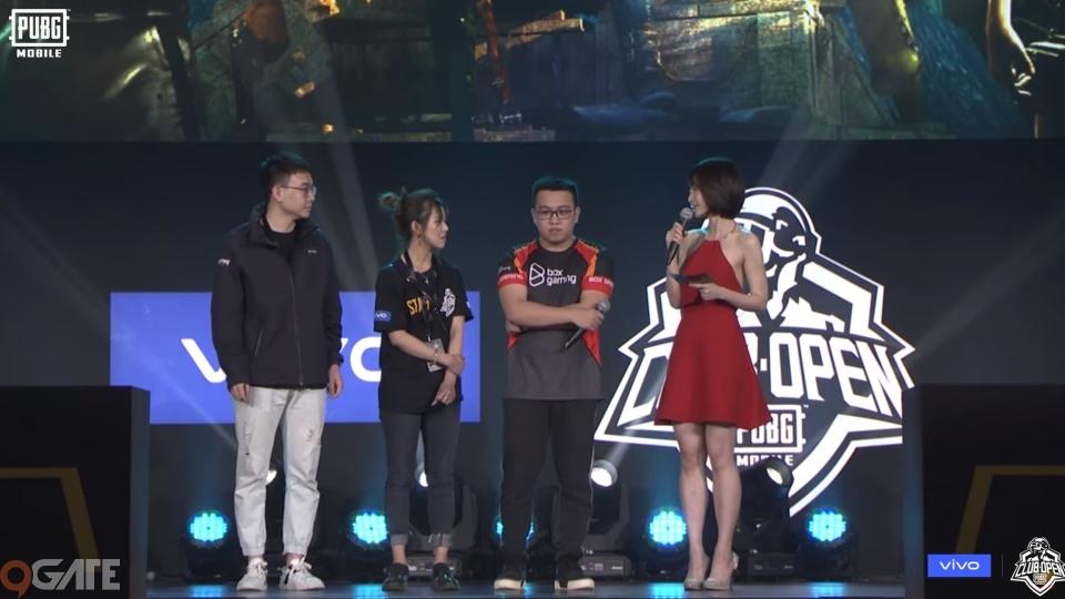 PMCO 2019: Box Gaming chốt hạ tuần đầu với Top 1  dành cho đội tuyển PUBG Mobile VN