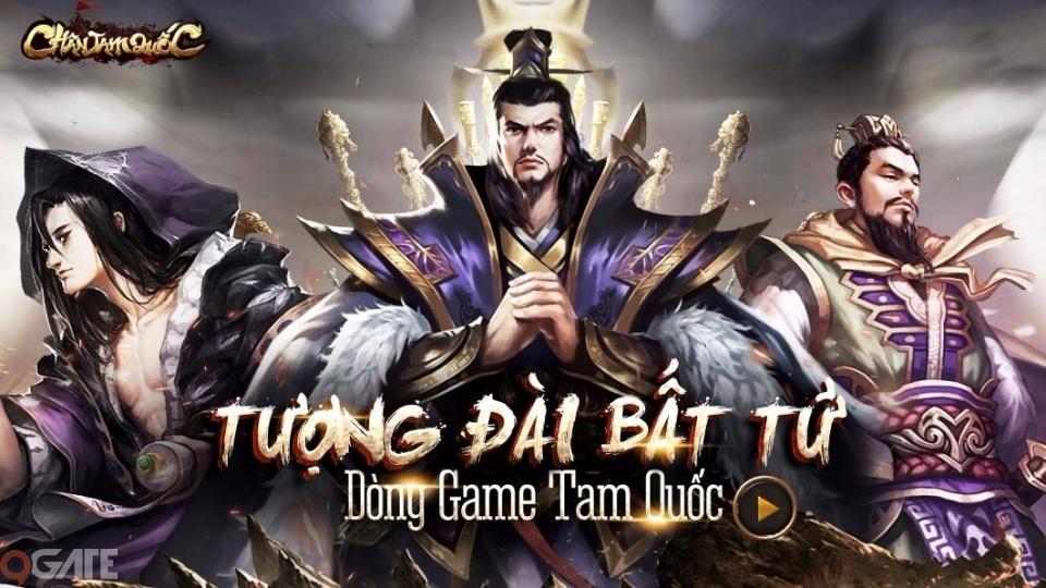 Siêu phẩm 10 năm Chân Tam Quốc chính thức mở cửa HÔM NAY chào đón game thủ Việt