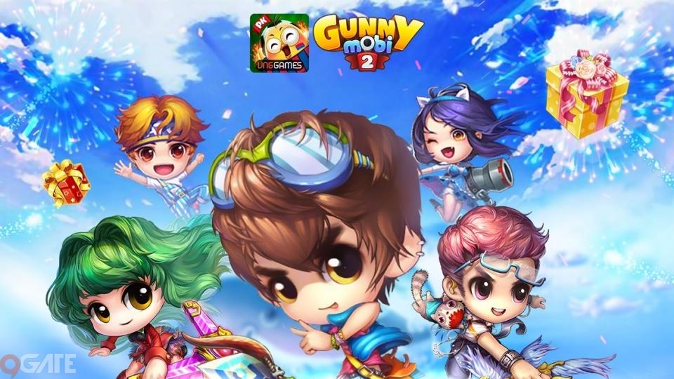Ra mắt máy chủ thứ 500, Gunny Mobi tặng gift-code VIP cho Gunner