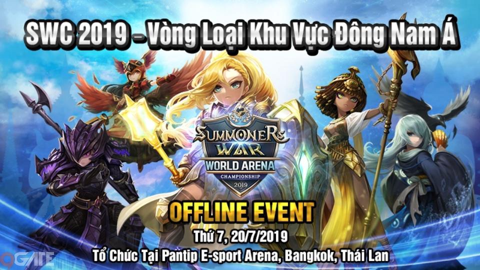 Summoners War: Đã có danh sách 8 tuyển thủ sẽ bước vào vòng loại Đông Nam Á, Việt Nam có 3 cái tên