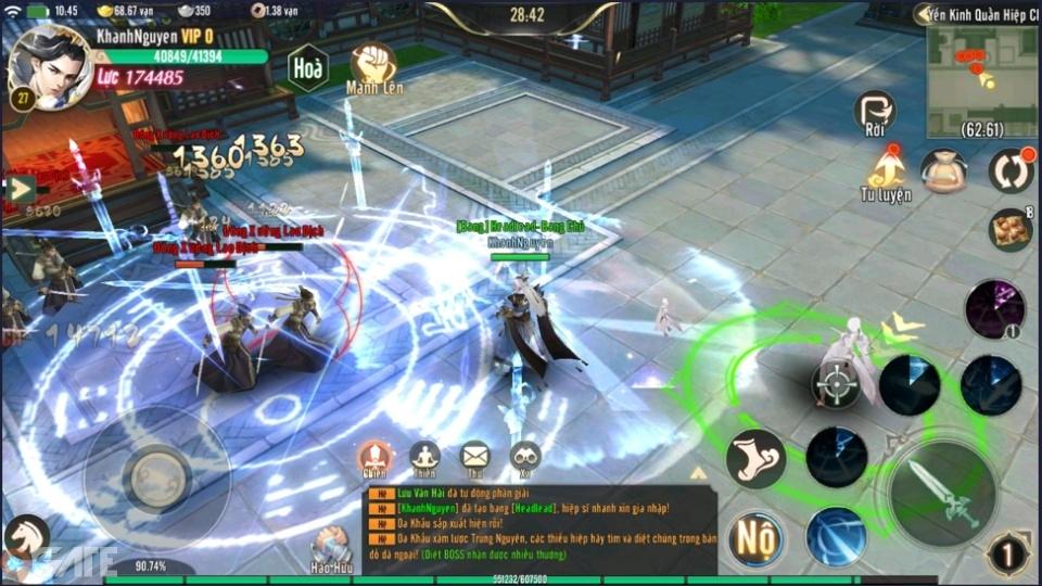 Ngạo Kiếm Vô Song 5.0 Mobile ra mắt phiên bản mới với những tính năng siêu hot?
