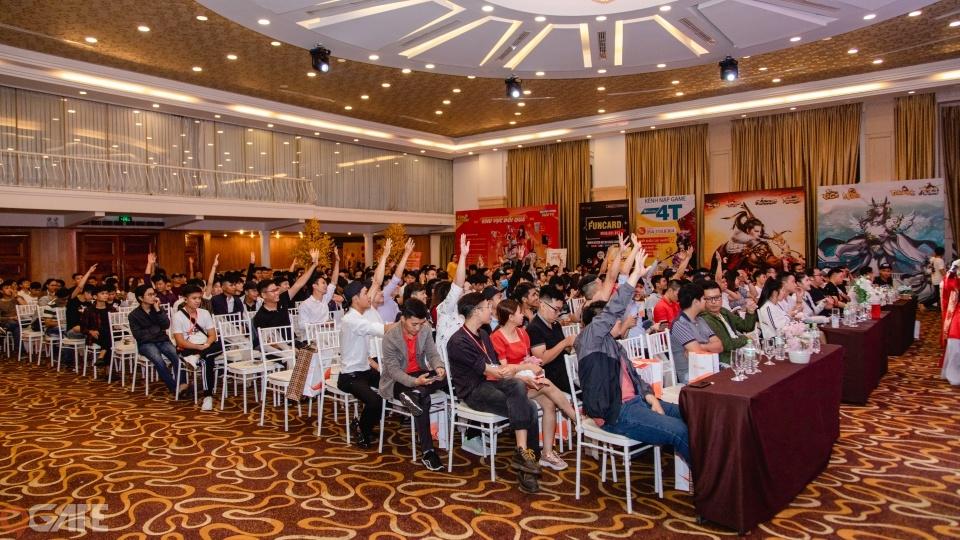 """Game thủ Tình Kiếm 3D """"bội thu"""" trong ngày cuối cùng của sự kiện lớn nhất năm được tổ chức bởi NPH Funtap"""