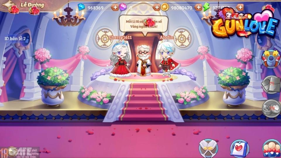 Game bắn súng hẹn hò cực mới lạ Gun Love sắp ra mắt tháng 12