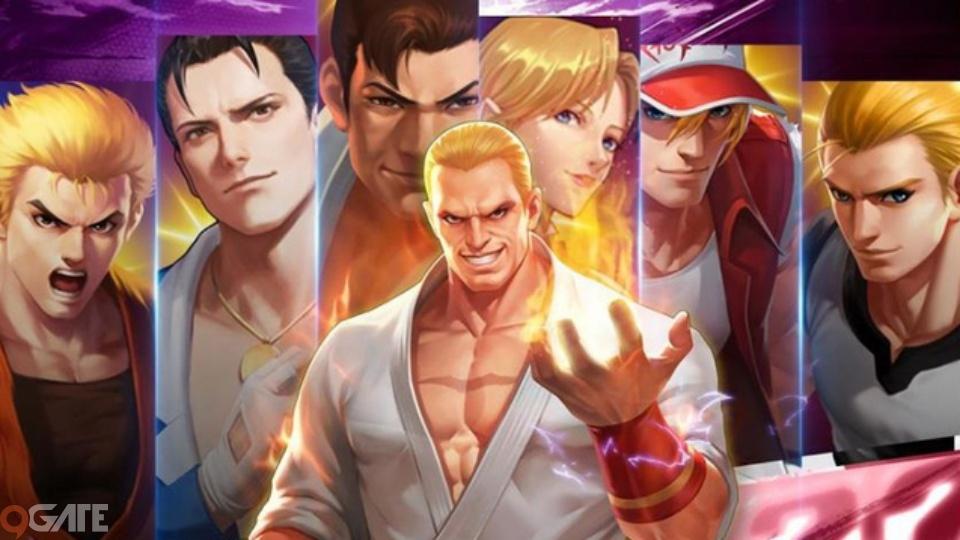 The King of Fighters Allstar: Siêu phẩm hội tụ dàn nhân vật từ 3 tựa game đối kháng kinh điển những năm 90
