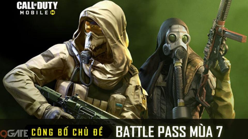 Call of Duty: Mobile VN và những nội dung mới trong Battle Pass Season 7