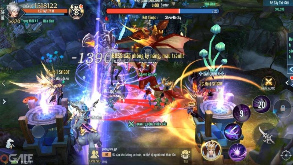Vệ Thần Mobile đã thay đổi thói quen PK của game thủ Việt như thế nào?