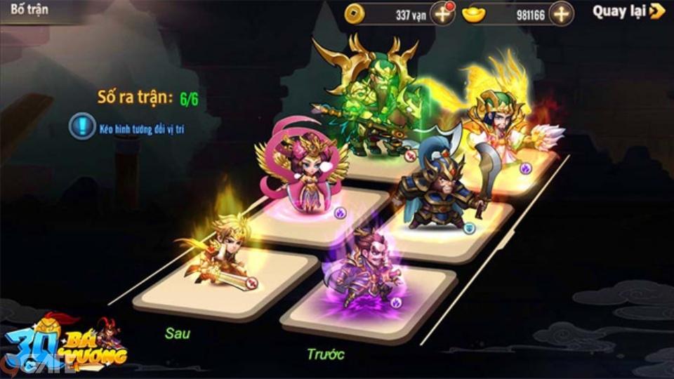 5 lý do khiến game thủ Việt tin rằng: 3Q Bá Vương sẽ trở thành