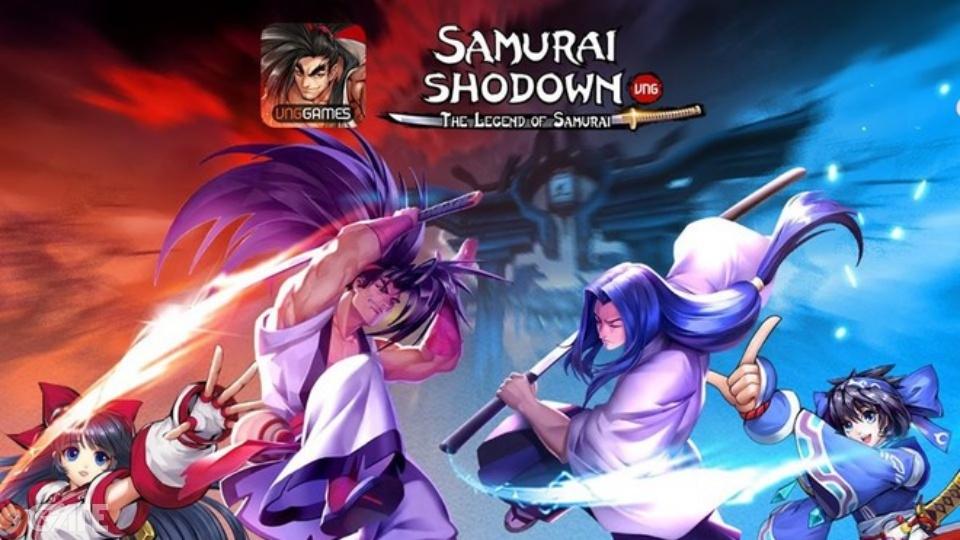 Game mobile Samurai Shodown VNG sắp mở cửa tại Đông Nam Á