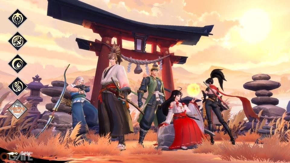 Samurai Shodown Mobile lộ ảnh Việt hóa, khác biệt một trời một vực với huyền thoại game đối kháng ngày nào