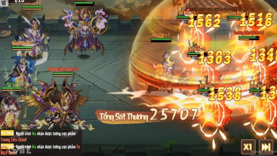 Võ Thần Tam Quốc chính thức ra mắt, trải nghiệm đỉnh cao game chiến thuật ngay!
