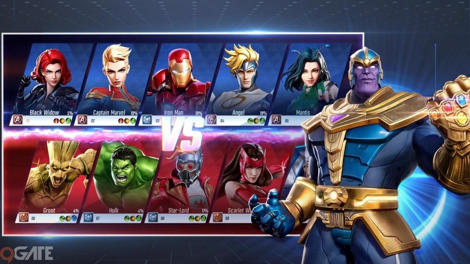 Marvel Super War sắp phát hành chính thức tại Việt Nam bởi NPH chưa từng làm eSports?