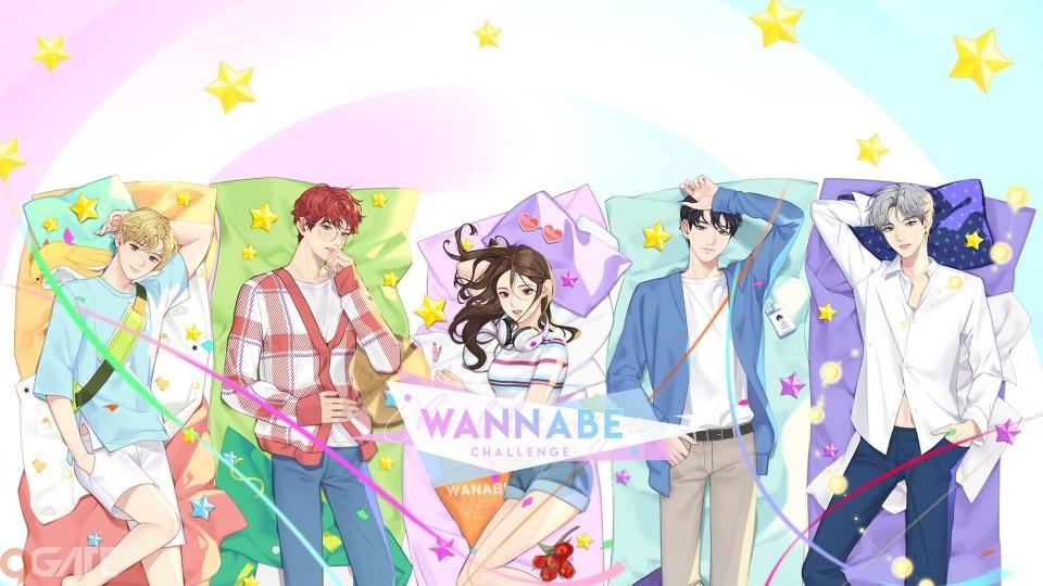 Com2us mở đăng kí trước toàn cầu cho tựa game RPG cốt truyện mới, Wannabe Challenge