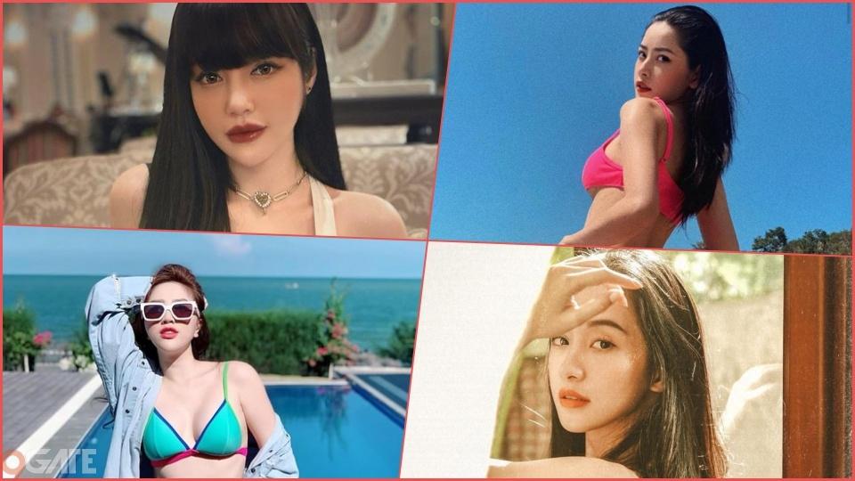 4 hot girl