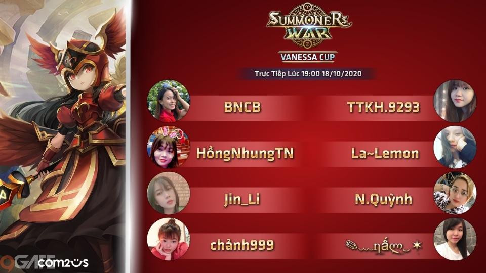 Summoners War lần đầu tổ chức giải đấu cho nữ game thủ Việt