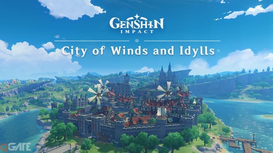 Hé lộ những thông tin thú vị về bản cập nhật 1.1 của Genshin Impact