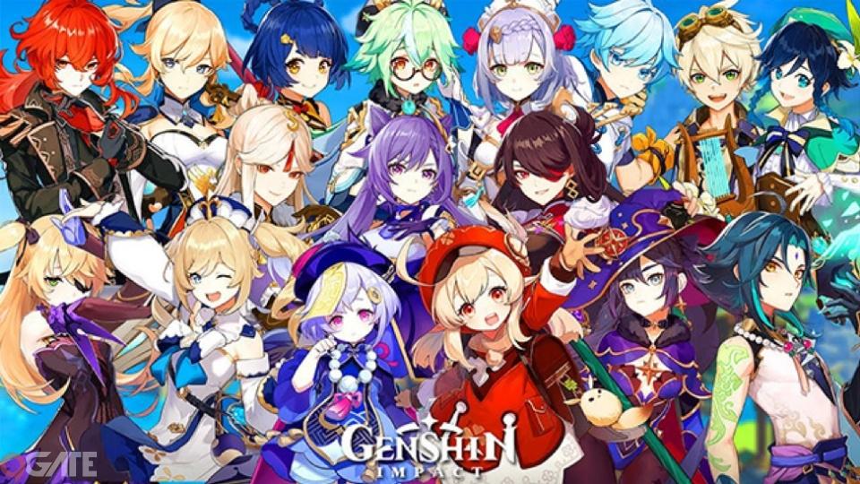 Những sai lầm cơ bản mà game thủ dễ gặp phải trong Genshin Impact