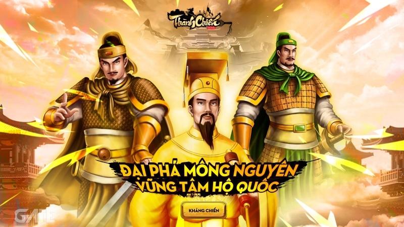 Thành Chiến Mobile - Game sử Việt muốn phá vỡ thế độc tôn của game chiến thuật Trung Quốc