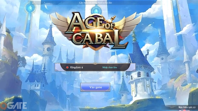 Age Of Cabal: Video trải nghiệm game